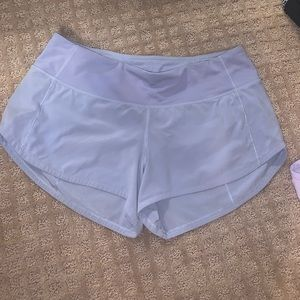 Lululemon Shorts (rare color)